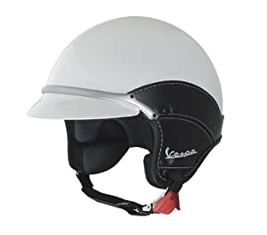 vespa helm jethelm soft touch xl roller helm jethelm wei auto. Black Bedroom Furniture Sets. Home Design Ideas