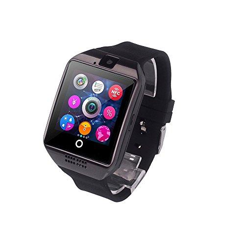 Uhren DAY.LIN Art und Weise wasserdichte Männer Boy LCD Digital Stoppuhr Datum Gummi Sport Armbanduhr (Silber 2)