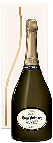 Ruinart, Dom Ruinart Blanc de Blancs en magnum, avec étui, 2004 - Champagne - 1,50L