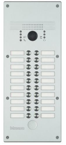 Legrand 308004 Video Door Station Av Aluminium 20 Buttons
