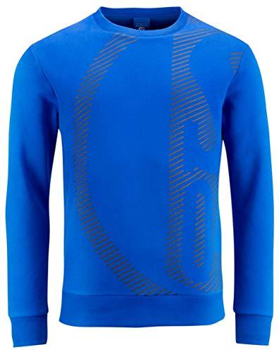 FC Schalke 04 Herren Sweatshirt königsblau (3XL)