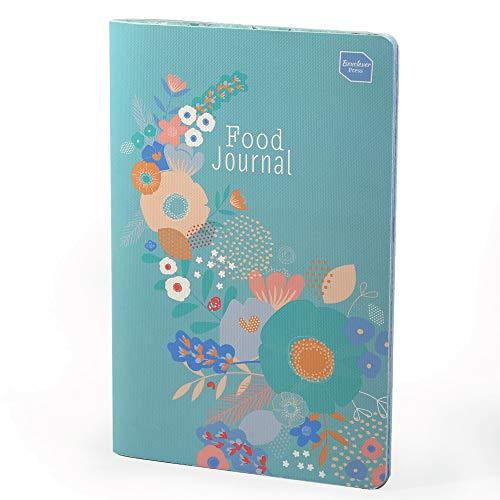 Boxclever Press Food Journal Ernährungstagebuch zum Ausfüllen mit Softcover. Abnehmtagebuch, Diättagebuch mit Abnehmtrackern. Kompatibel mit Weight Watchers, Body Change und anderen Abnehmprogrammen