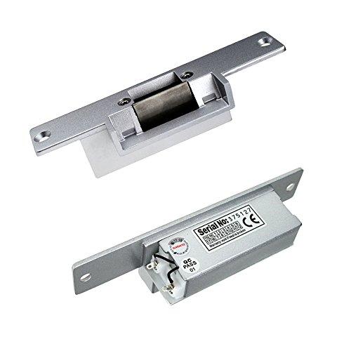 OBO HANDS 12V DC Fail Secure NO Typ Door Elektrische Strike Lock Für Access Control Smart Locks (NO Lock) (Lock Control Access)