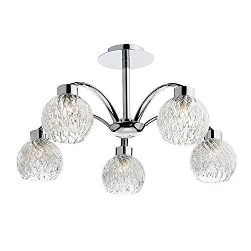 dar-yas0550-yasmin-5-light-semi-flush-polished-chrome-ceiling-light