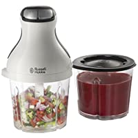 Russell Hobbs Aura Chop and Blend Mini Chopper 21510-56, 350W