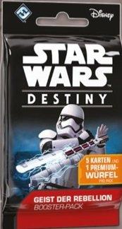 Preisvergleich Produktbild 1xStar Wars Destiny Geist der Rebellion Booster deutsche Ausgabe