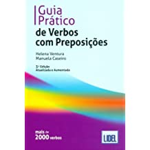 GUIA PRATICO VERBOS PREPO