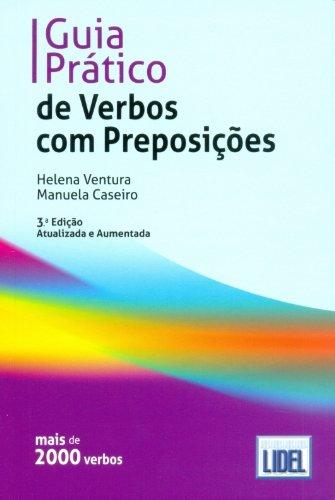 Guia pratico de verbos com preposiçoes por Helena Ventura