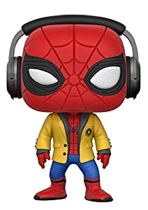 Marvel - Figura de vinilo Spider-Man with Headphones (Funko 21660)