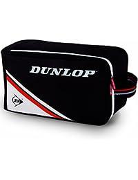 Neceser y zapatillero marca Dunlop, poliéster. 38x18x14cm.