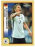 Panini McDonald´s Sticker M2 Bastian Schweinsteiger UEFA EURO 2016 FRANCE