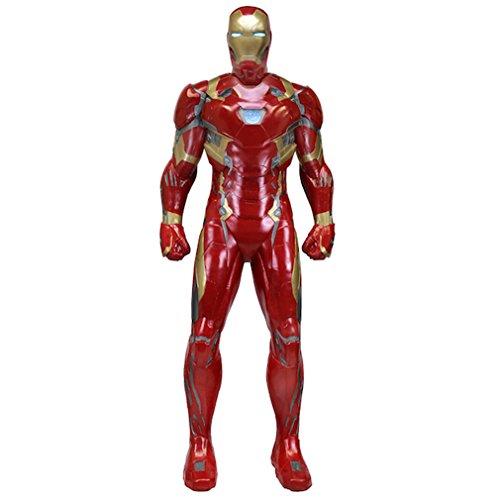 Iron Man Lebensgroße Figur - Life-Size Statue 195cm
