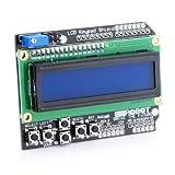 Arduino Lcd Carattere 1.602 moduli di I / O della scheda di espansione tastiera LCD Shield