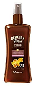 Hawaiian Tropic Protective Dry Oil SPF20