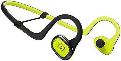 Auriculares Bluetooth Inalámbrico TaoTronics, Build-Mic, CVC 6.0 cancelación de ruido, Manos libres para dispositivos bluetooth 4.0, 7 horas de tiempo de trabajo, Color Verde