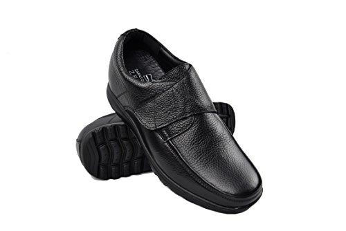 Zerimar Zapatos Alzas Interiores Hombres Aumento 7