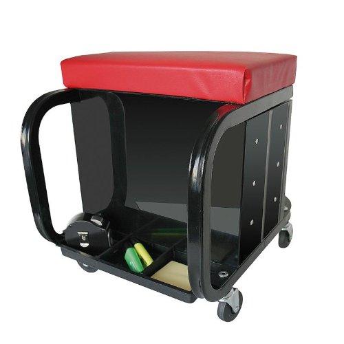 CG Car Professional 580526  Werkstattstuhl mit Schubfächern -fahrbar - 3