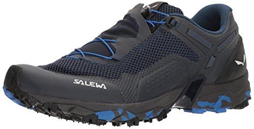SALEWA Ms Ultra Train 2, Stivali da Escursionismo Uomo, Blu (Dark Denim/Royal Blue 3424), 42.5 EU
