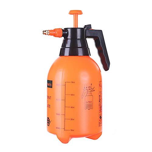 MA87 2L Blumenbewässerungstopf Garten Mister Pflanze Sprühflasche Hairdressing Sprayer (Orange)