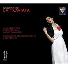 Giuseppe Verdi: La Traviata - Liveaufnahme aus dem Münchner Nationaltheater