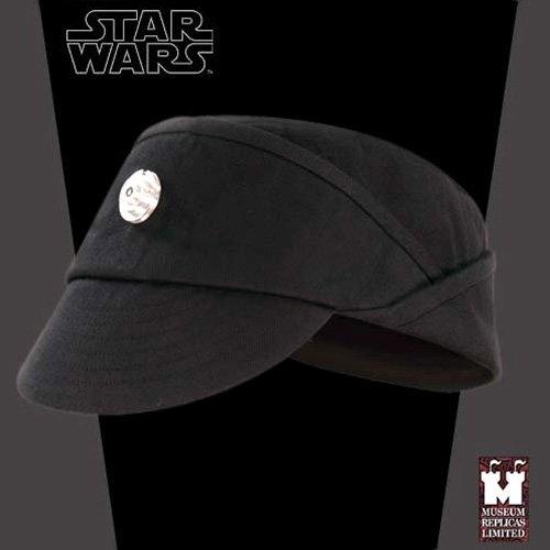 Star Wars Replik Mütze Imperialer Offizier des Todessterns Größe M
