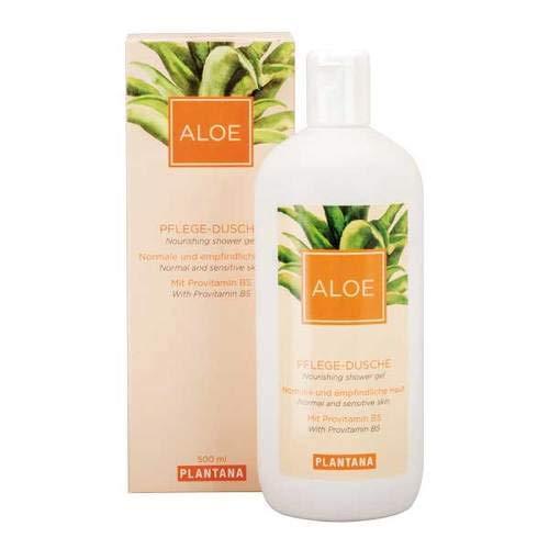 Aloe-vera-duschbad (PLANTANA Aloe Vera Pflege Duschbad 500 ml Duschgel)