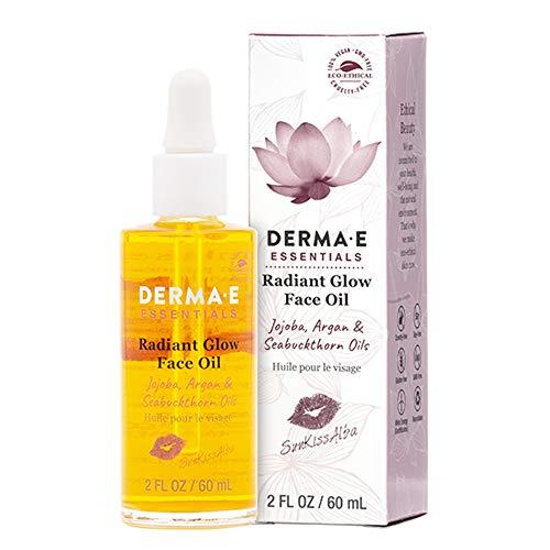 Derma E Essentials - Radiant Glow Face Oil - 2oz / 60ml