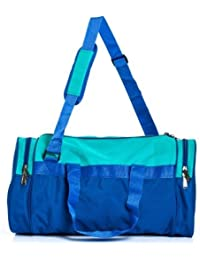 BagsRus DF106FCG Small Travel Bag(Blue)