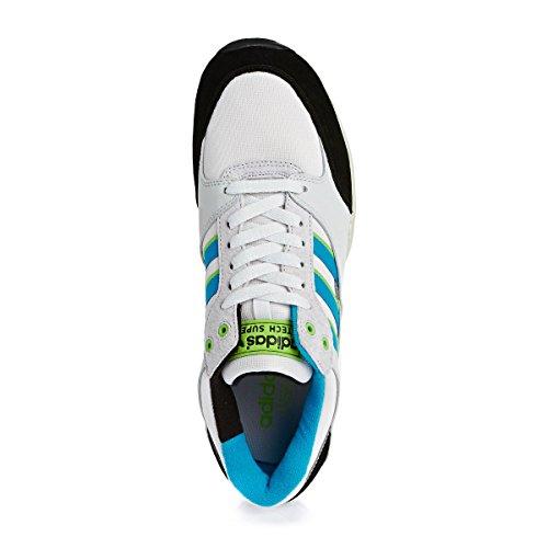 adidas Tech Super, Baskets mode femme Blanc