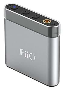 FiiO A1 Portable Headphone Amplifier - Silver