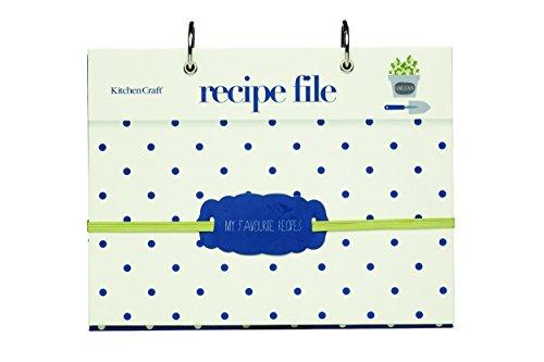 Kitchen Craft Home Made Complete - Cuaderno de recetas