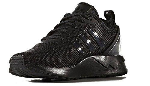 adidas ZX Flux ADV J, Chaussure de Sport Unisexe - enfant Noir Black