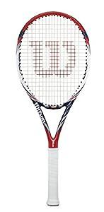 Wilson Envy 100L 16 x 20 String Tennis Racket Review 2018