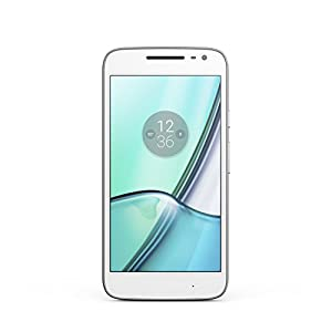 Motorola Moto G4 Play 16GB SIM-Free Smartphone - White
