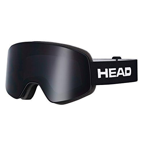 HEAD Horizon Skibrille, Black, One Size
