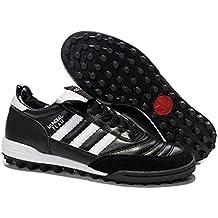 susranzast Zapatos para Hombre Mundial Equipo Astro Botas de fútbol Negro