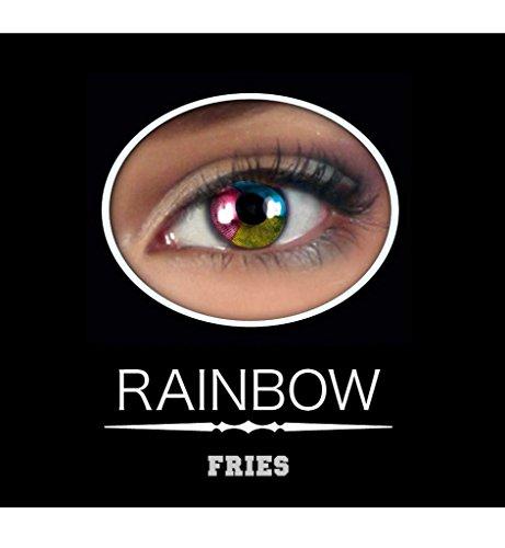 Fun-Linsen, Rainbow, 2 Stück, weiche Linsen *NEU bei Pibivibi