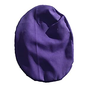 Simple Stoma Cover Ostomy Bag Cover Shirt Stoff Purple – für Salts (TM) Confidence® Natural Advance Standard