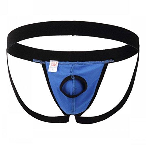 Preisvergleich Produktbild Mens Sexy Unterwäsche Shorts Unterhose Soft Cotton Briefs Höschen Malloom®