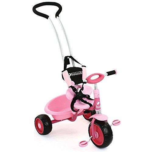 Hauck T89303 Prema - Triciclo, Color Rosa