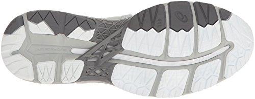 Asics Herren Gel-Kayano 23 Turnschuhe Mid Grey/White/Carbon