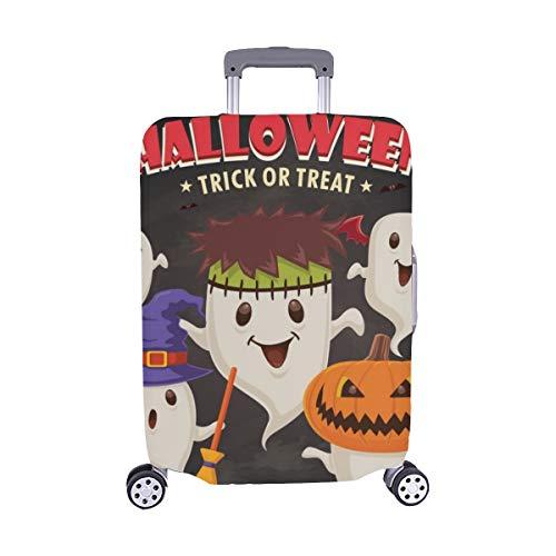 Vintage Augapfel Kostüm - (Nur abdecken) Vintage Halloween Poster Design