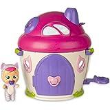 IMC Toys - Cry Babies Magic Tears - 97940 - playset casa Magica di Katie