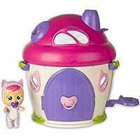 IMC Toys Cry Babies Magic Tears Katie's House Katie Bebé Lloro con Casa 38X33 Cm 97940