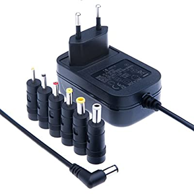 Keple | 12V HORIZON ANDES 500 507 509 CROSS TRAINER AC Neitzeil Ladegerät Steckernetzteil Ladekabel Adapter (2m)