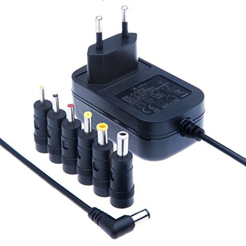 Keple | Netzteil fur 5V Pinnacle Soundbridge M400PX Media Splieler | Ladegerät Netzadapter Adapter Adaptor (2m)