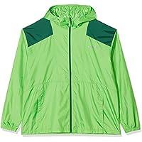 Columbia Flashback, Chaqueta cortavientos, Hombre, Verde (Green Boa, Rain Forest), L