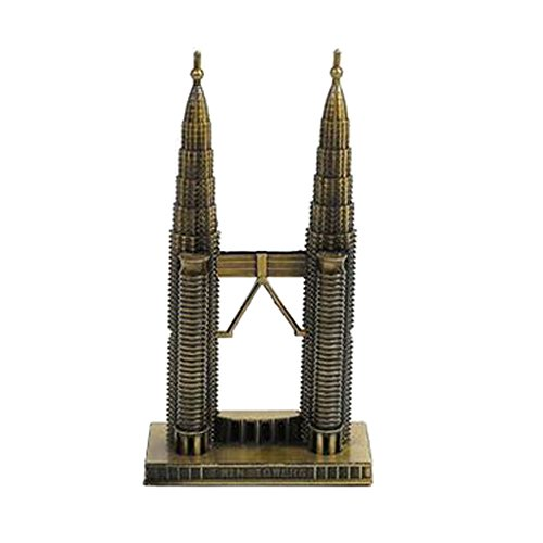 creative-model-world-famous-landmarks-crafts-home-office-desk-decor-petronas-twin-towers