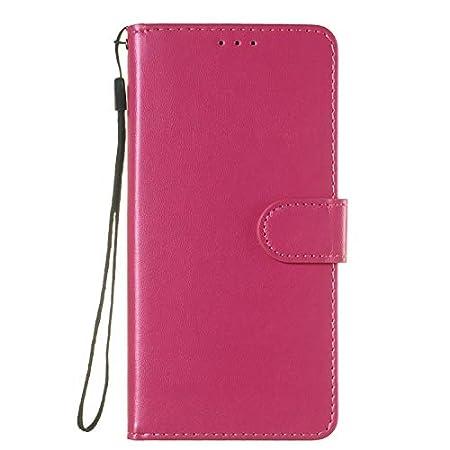 Tosim Galaxy S6 / G920 Hülle Leder, Klapphülle mit Kartenfach Brieftasche Lederhülle Stossfest Handyhülle Klappbar Case für Samsung Galaxy S6 –