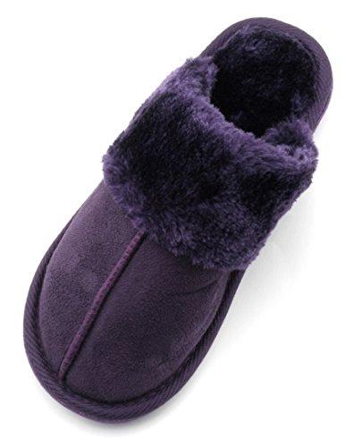 Slumberz, Pantofole donna Viola (viola)